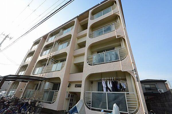 甲子園ロイヤルハイツ[1階]の外観