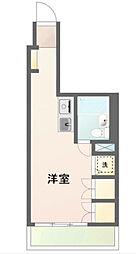 アパートメントK[2階]の間取り