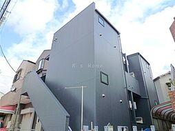 兵庫県神戸市長田区長尾町1丁目の賃貸アパートの外観