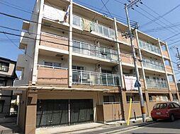 兵庫県神戸市兵庫区東出町2丁目の賃貸マンションの外観