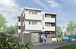 アルバ桜坂[2階]の外観