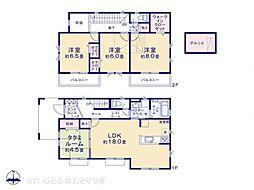 町田市金井2丁目 新築分譲住宅 3号棟