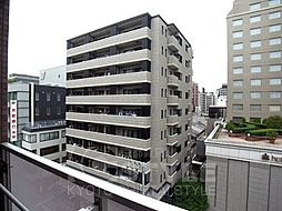 SHICATA SIX BLDG[504号室]の外観