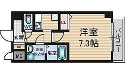 ASTIA新大阪3[9階]の間取り