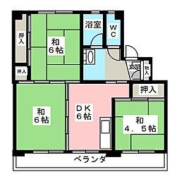 【敷金礼金0円!】ビレッジハウス山岡 1号棟