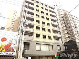 福岡県福岡市博多区店屋町2丁目の賃貸マンションの外観