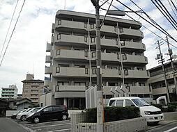 愛媛県松山市天山1丁目の賃貸マンションの外観