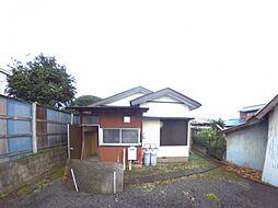 小川貸家[1号室]の外観