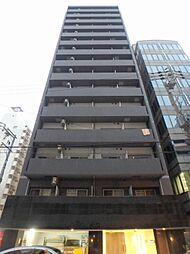 ラヴ心斎橋ウエスト[10階]の外観