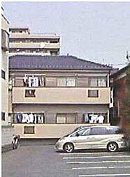 エクセルハイツB[101号室]の外観