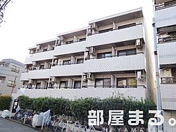 スカイコート武蔵小杉第4[2階]の外観
