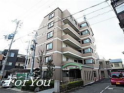 兵庫県神戸市灘区大内通3丁目の賃貸マンションの外観