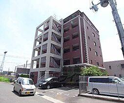 京都府向日市森本町前田の賃貸マンションの外観