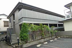 アンビション検見川[1階]の外観