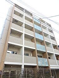 ラグディア麻布十番[2階]の外観