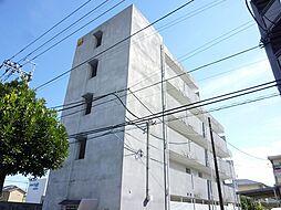 椚田マンション[1階]の外観