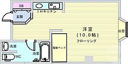四ツ橋駅 4.5万円