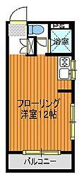 佐久間ハイツ[103号室]の外観