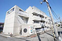 兵庫県宝塚市鹿塩2丁目の賃貸マンションの外観