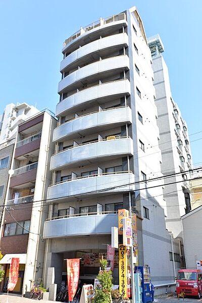 入谷センチュリープラザ21[9階]の外観