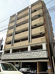 プレサンス京都五条大橋レジェンド[4階]の外観