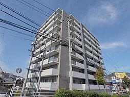 広島県広島市安佐南区緑井1丁目の賃貸マンションの外観
