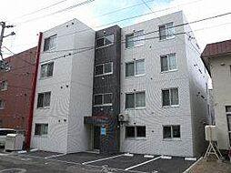 ソフィアステージ札幌白石[4階]の外観