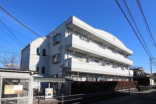 プランドール 2階の賃貸【山梨県 / 甲府市】