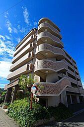 福岡県太宰府市大佐野6丁目の賃貸マンションの外観