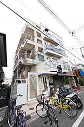 大宝小阪マンション[2階]の外観