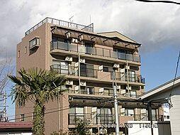 宮城県仙台市青葉区小田原4丁目の賃貸マンションの外観