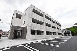 福岡県北九州市小倉北区寿山町の賃貸アパートの外観