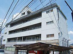 京都府京都市山科区東野舞台町の賃貸マンションの外観