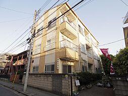 新松戸パインクレスト[1階]の外観