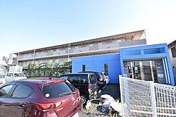 滋賀県草津市野路6の賃貸マンションの外観