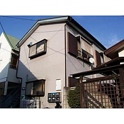村田ハイツ[102号室]の外観