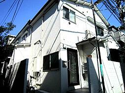 東京都文京区大塚5丁目の賃貸アパートの外観