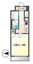 スタジオスクエア大須[4階]の間取り