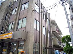 松影ビル[1階]の外観