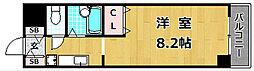 パークリセス[2階]の間取り