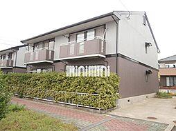 ハウスオブイマイセB[1階]の外観