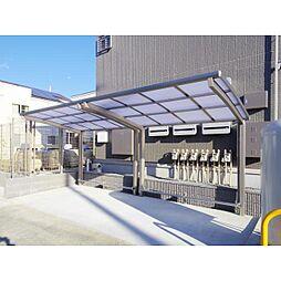 静岡県静岡市清水区渋川3丁目の賃貸アパートの外観