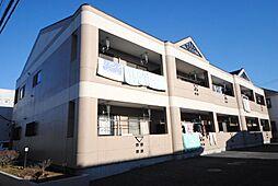 埼玉県川口市安行出羽2丁目の賃貸マンションの外観