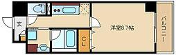 ラヴィーユ1930[3階]の間取り
