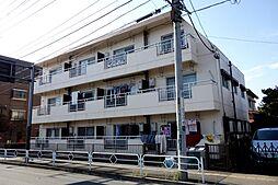東京都立川市富士見町3丁目の賃貸マンションの外観