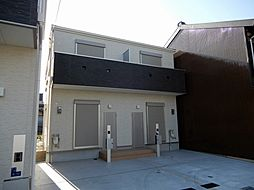 [タウンハウス] 大阪府大阪市東住吉区田辺1丁目 の賃貸【/】の外観