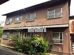 第二加賀荘[1階]の外観