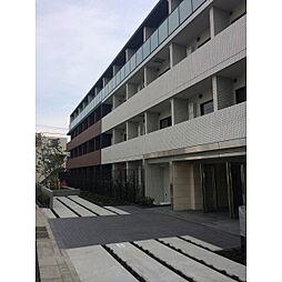 プレール・ドゥーク元住吉[1階]の外観