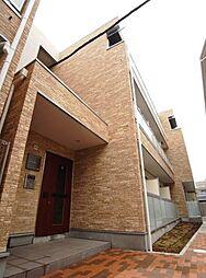 リブリアドバンス鶴見II[3階]の外観