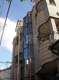 大阪府大阪市旭区清水3丁目の賃貸マンションの外観
